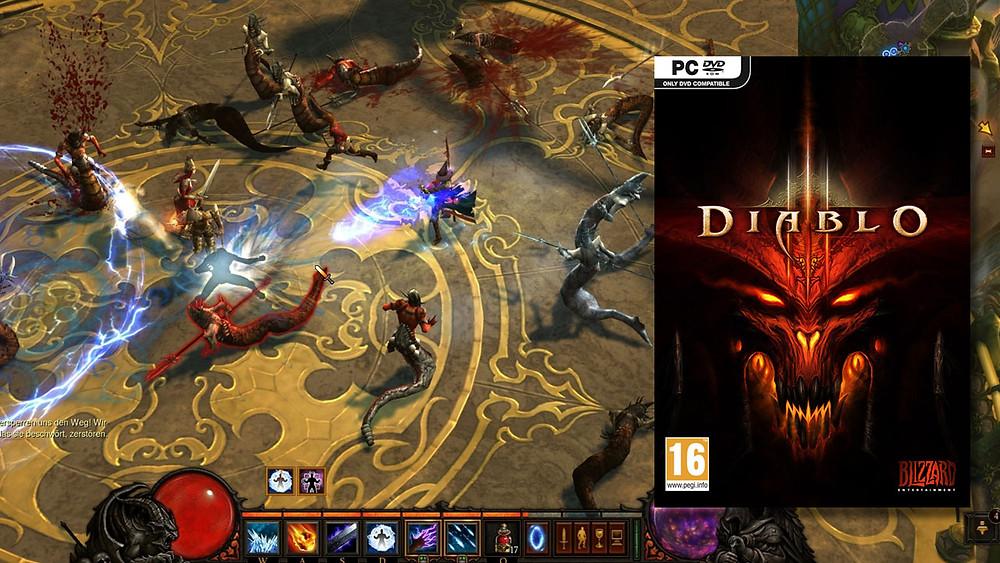 Diablo III Blizzard