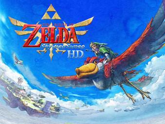 Nintendo enthüllt The Legend of Zelda: Skyward Sword HD