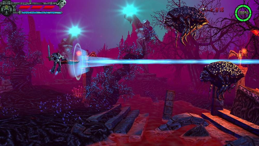 Valvaris Mecha Therion Playstation Xbox Trailer
