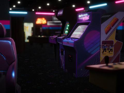 Arcade Paradise macht euch zum Spielhallenbesitzer