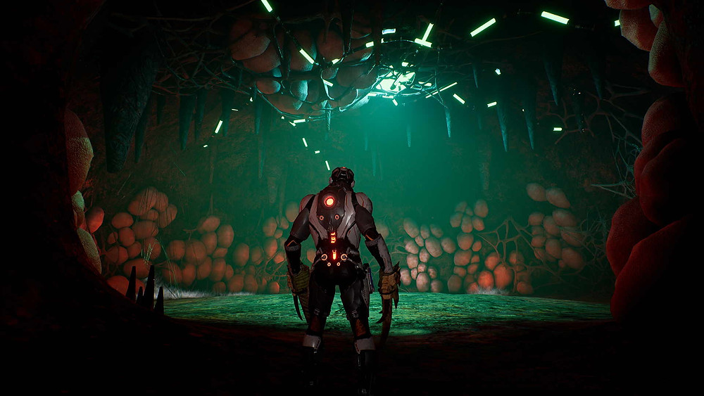 Dolmen Sci Fi Horror Action RPG PS5 Xbox Series