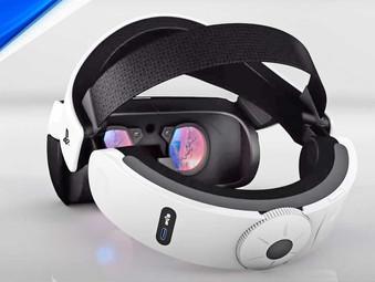 Playstation VR 2 für PS5 angekündigt