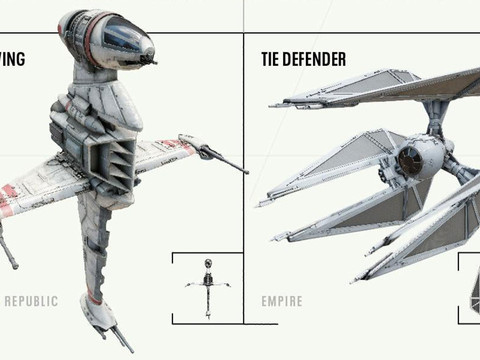 Neue kostenlose Inhalte für Star Wars: Squadrons