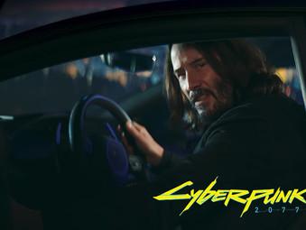 Cyberpunk 2077 Werbespot mit Keanu Reeves