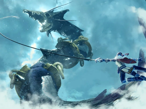 Praey for the Gods: Details zur PS5-Version und neuer Trailer