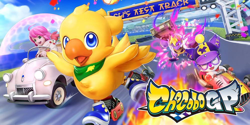 Chocobo GP Nintendo Switch Trailer