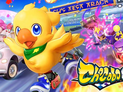 Square Enix zeigt ersten Trailer zu Chocobo GP