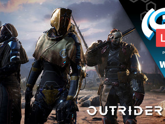 The(G)net LIVE: Outriders