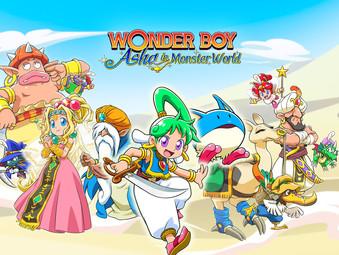 The(G)net Review: Wonder Boy: Asha in Monster World