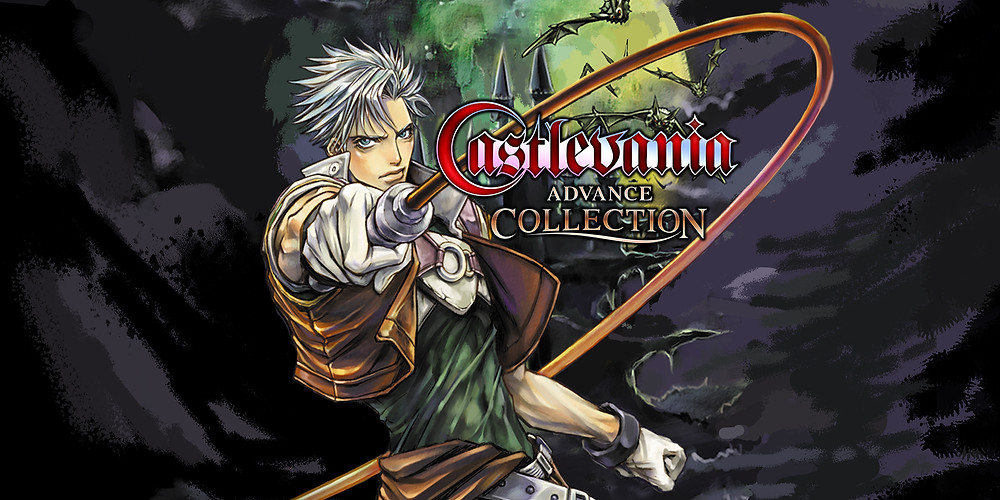Castlevania Advance Collection Switch PS4 Xbox