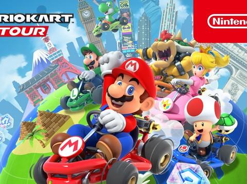 Mario Kart startet bald auf euren Handys durch
