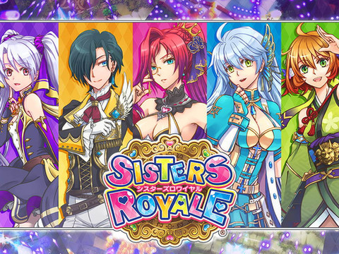 Bullet Hell Shooter Sisters Royale ab 10. Juli auf Xbox One