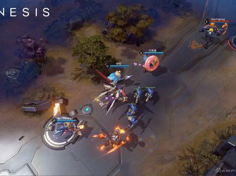 Genesis - Neues Konsole MOBA vorgestellt