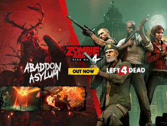 Abaddon Asylum - neuer kostenloser und Premium-DLC für Zombie Army 4: Dead War