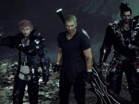 Stranger of Paradise - Final Fantasy Origin von Square Enix vorgestellt