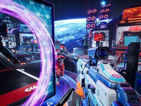 PvP-Portal-Shooter Splitgate erscheint im Juli mit Cross-Play