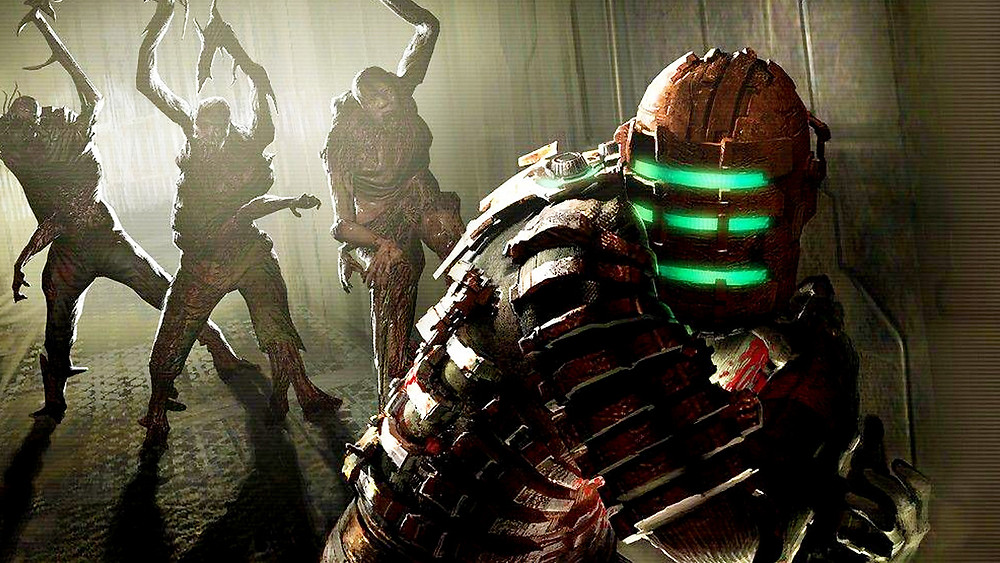 Dead Space Remake Gameplay Trailer PS5 Xbox Series