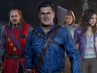 Gameplay-Trailer zu Evil Dead: The Game