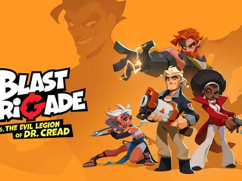 Blast Brigade - eine explosive Mischung aus Metal Slug und Metroid
