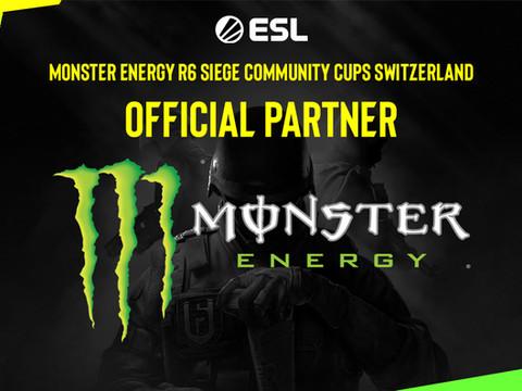 Energy-Drink Gigant lanciert eigene Rainbow 6 Turnierserie in der Schweiz