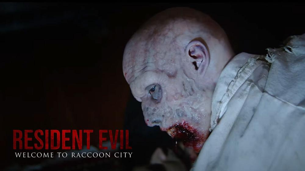 Resident Evil Welcome To Raccoon City Film Trailer Movie Capcom