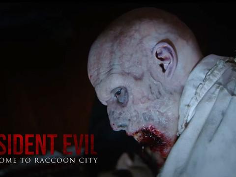 Erster Trailer zu Resident Evil: Welcome to Raccoon City zeigt ikonische Szenen aus den Spielen
