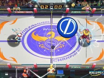 Windjammers 2 mit Arcade-Modus und schnellem Netcode