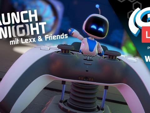 The(G)net LIVE: PS5 Launch Night mit Lexx & Friends
