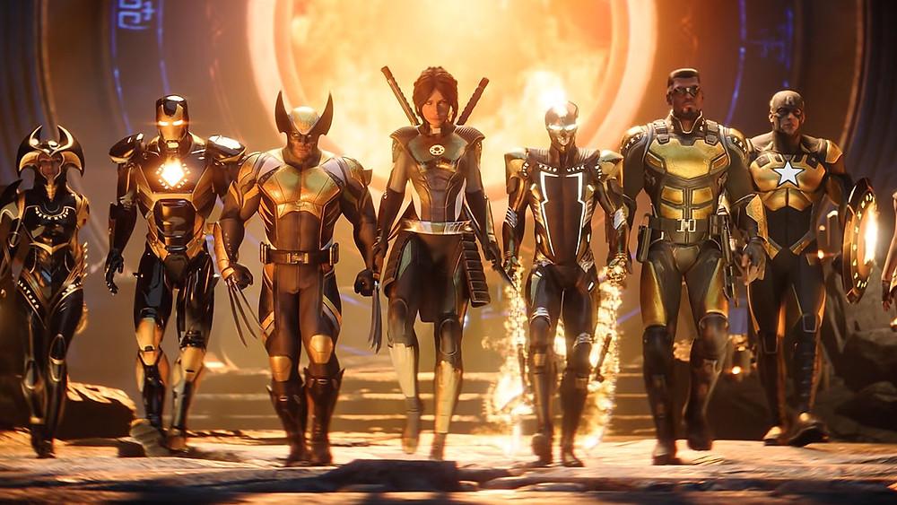 Marvel's Midnight Suns Trailer