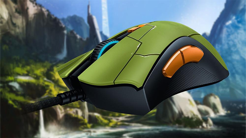Razer Halo Peripherie Zubehör DeathAdder V2 Mouse