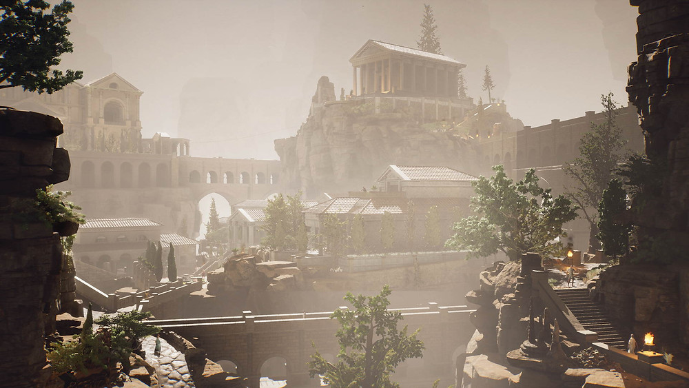 The Forgotten City Xbox Series Review Test