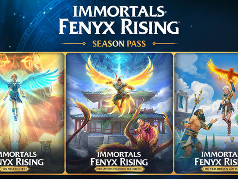 Immortals: Fenyx Rising Post-Launch-Pläne bekannt