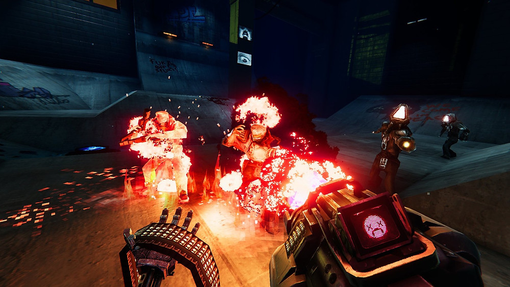 Turbo Overkill Xbox Series Playstation Preview Vorschau