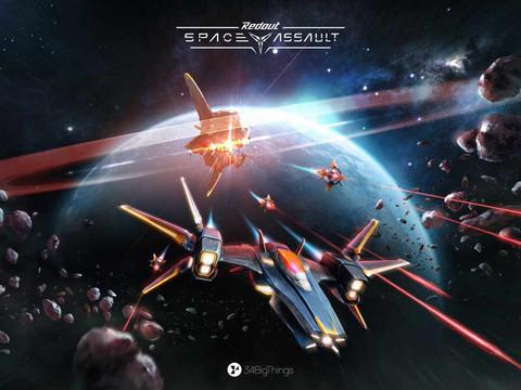 Red Out Space Assault Termin bekannt - neue Trailer