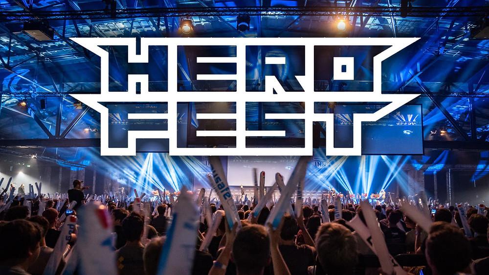 HeroFest Bernexpo Switzerland