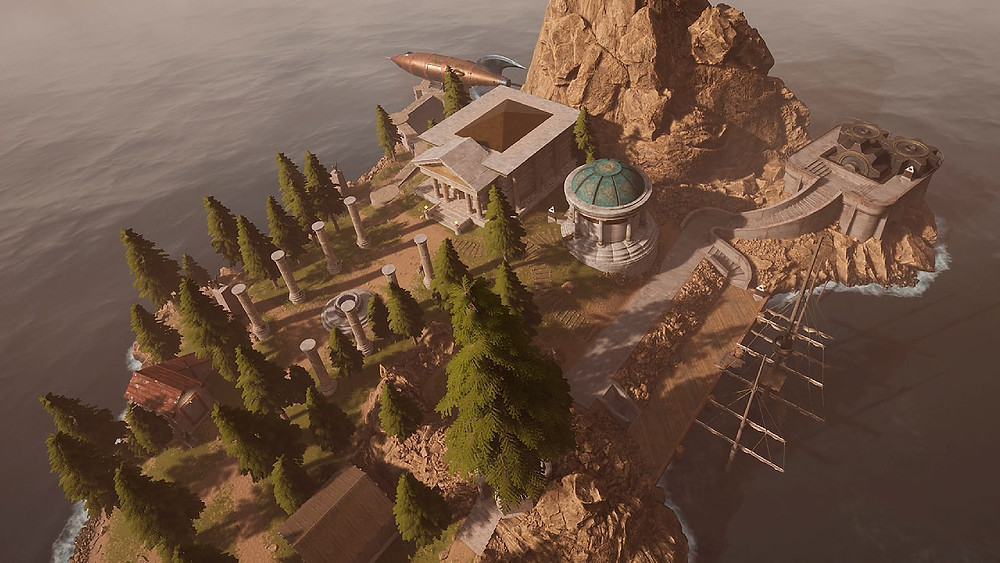 Myst Remake Xbox Series Game Pass