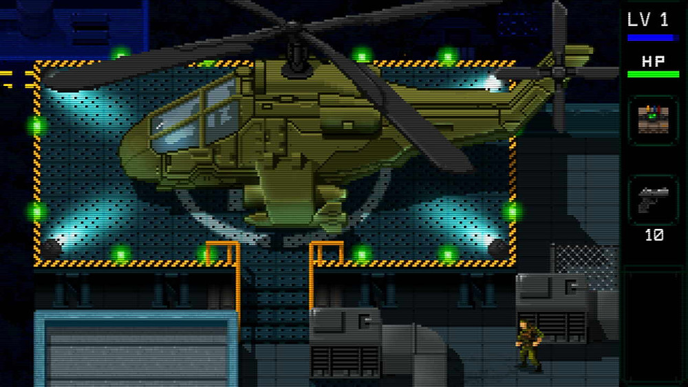 Unmetal Stealth Game Metalgear