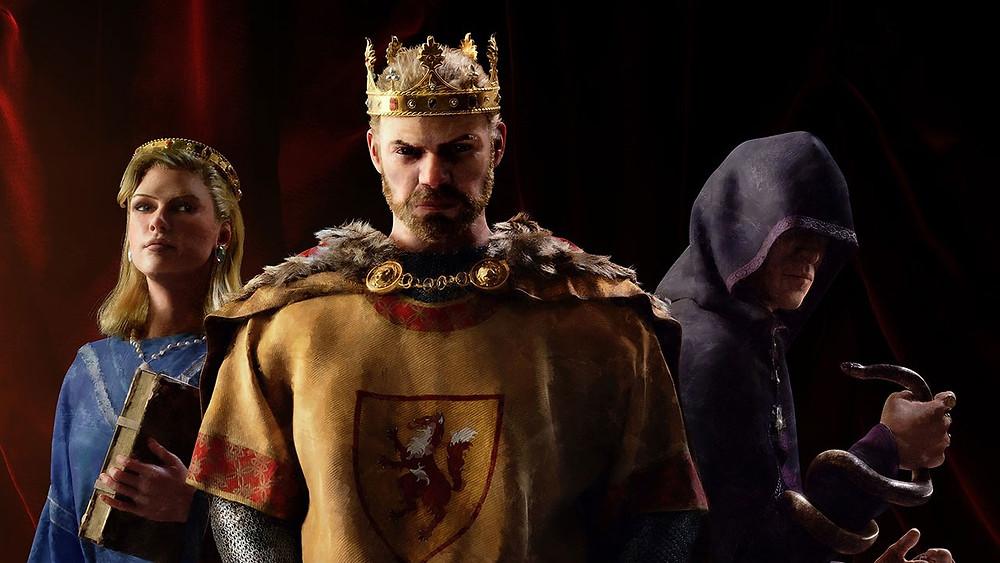 Crusader Kings 3 Xbox Playstation