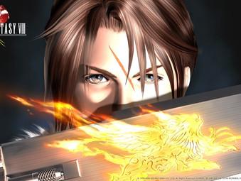 Square Enix kündigt Final Fantasy VIII Remastered an
