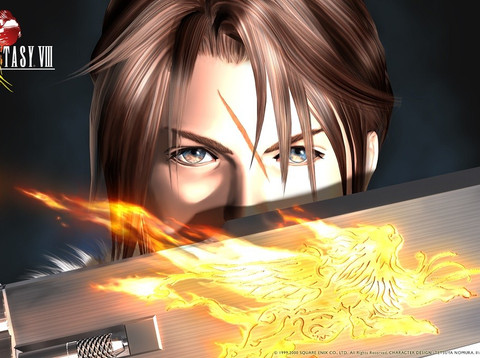 Square Enix kündigt Final Fantasy VIII Remastered an