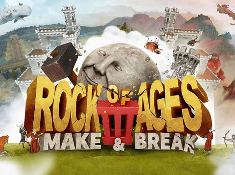 The(G)net Review: Rock of Ages 3: Make & Break