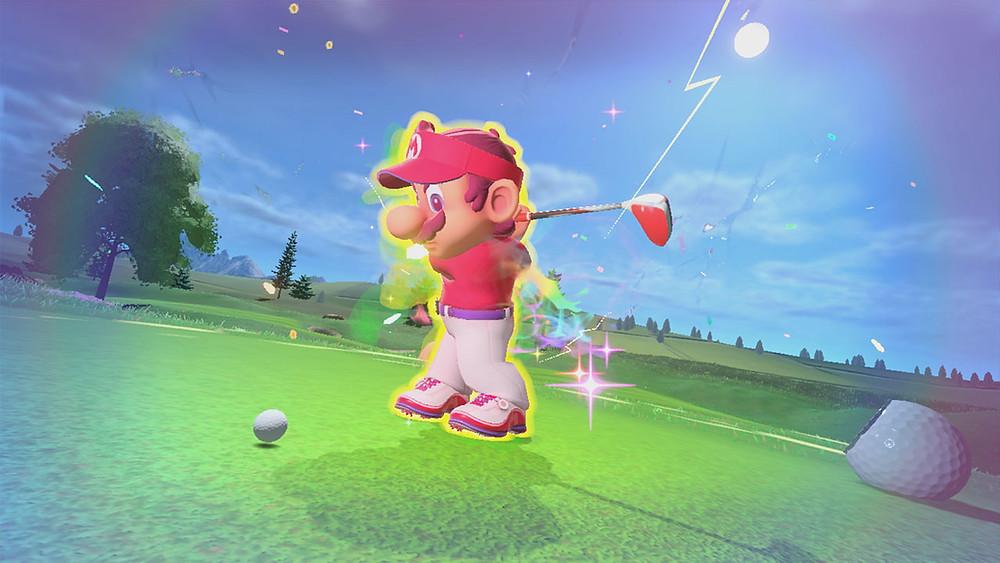 Mario Golf Super Rush Test Nintendo Switch Review