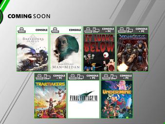 Xbox Game Pass: Neu im August 2020