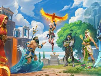 Immortal Fenyx Rising DLC Die verlorenen Götter jetzt verfügbar