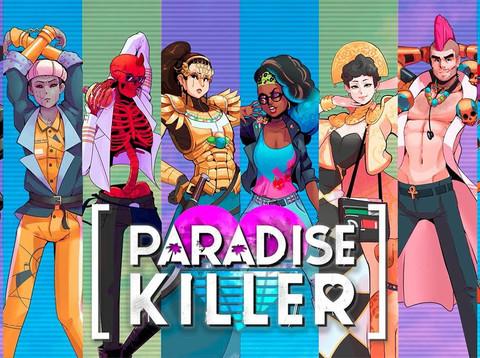 Paradise Killer erscheint am 4. September für Switch und PC
