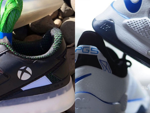 Coole Treter: Xbox Adidas und PS5 Nike Sneaker