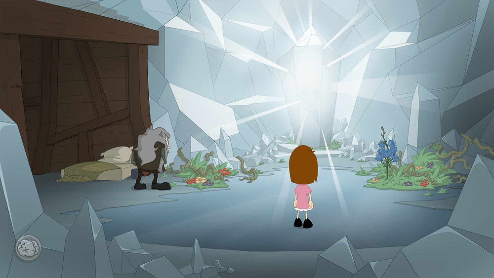 Anna's Quest Playstation 4 ps4 Daedalic Entertainment Test Review