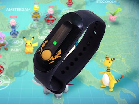 Pokémon automatisch fangen mit dem Pocket Auto Catch Lightning