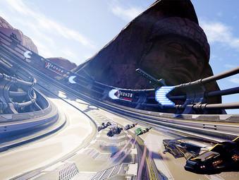 Anti-Gravity-Racer Pacer erscheint im September - neuer Trailer