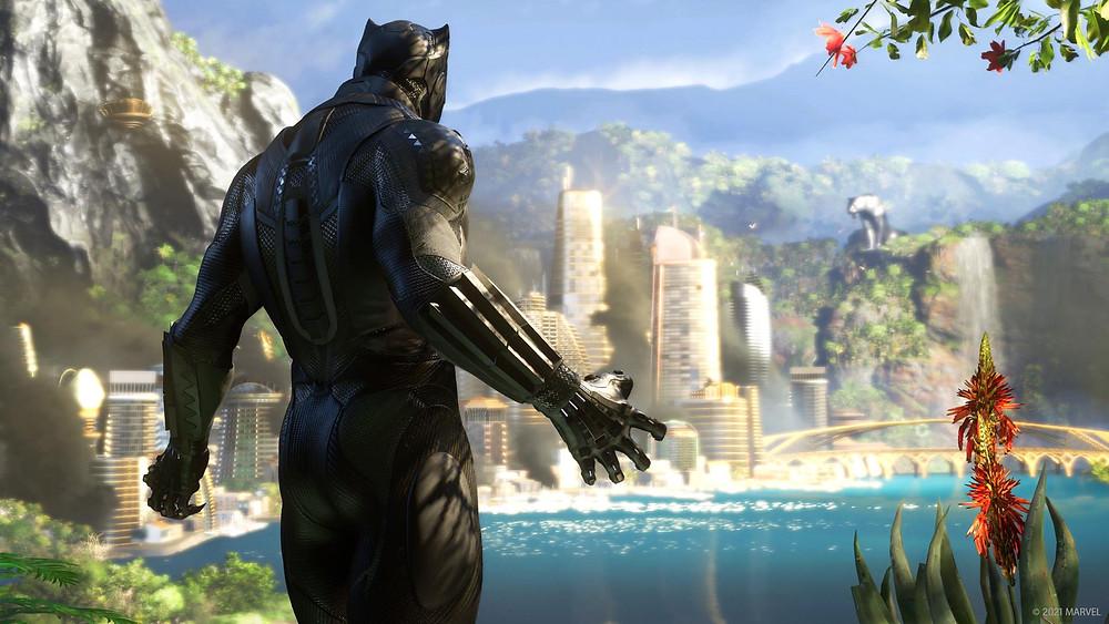 Marvel's Avengers War for Wakanda DLC Review Test